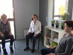 Martine Fournier Sophrologue à Saint-Malo, Relaxation, Gestion du Stress et de la douleur